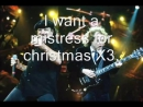 AC/DC Mistress for Christmas Lyrics.