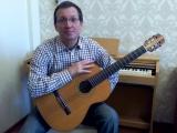 Руководитель студии Юрий Шитов исполняет песню Луис Мигеля