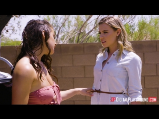 Aubrey Sinclair, Keisha Grey (My Wife's Hot Sister Episode 4)[2017, Lesbian, Outdoor, Big Tits, Big Ass, Pornstar, HD 1080p]