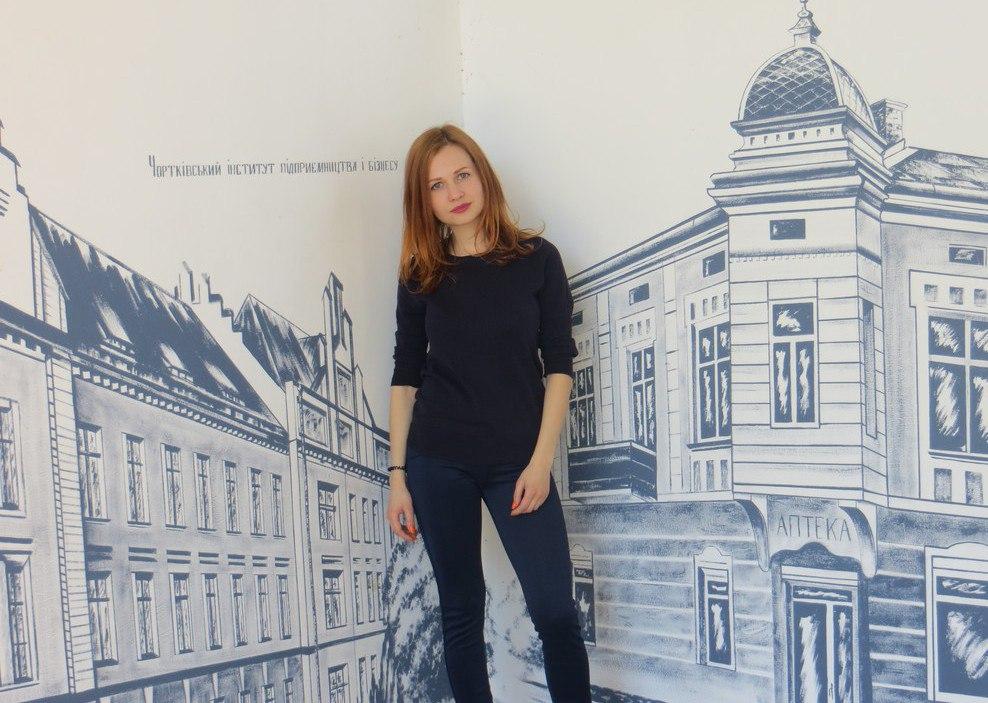 Ірина Русіна, Гусятин - фото №2
