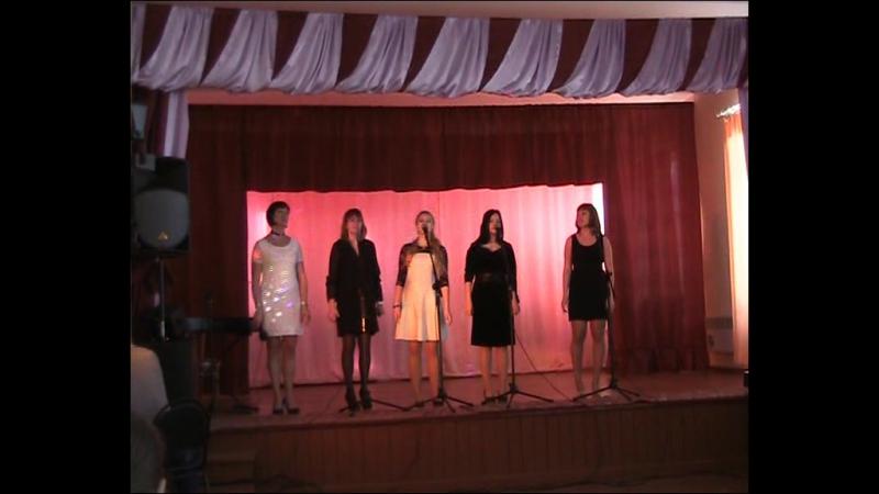 На концерте в Шуньге)