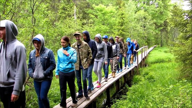 Поездка в Центрально-лесной заповедник 10.06.17