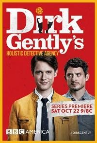 Детективное агентство Дирка Джентли 1 сезон 1-8 серия ColdFilm | Dirk Gently's Holistic Detective Agency