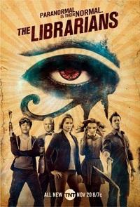 Библиотекари 3 сезон 1-9 серия ColdFilm | The Librarians