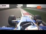 Sauber Crash Replay F1 20170408_142202