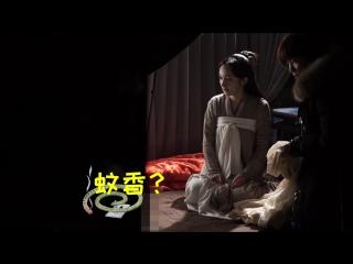 三生三世十里桃花 Eternal Love За сценой.