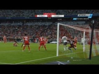 Бавария - Ливерпуль. Отмененный гол
