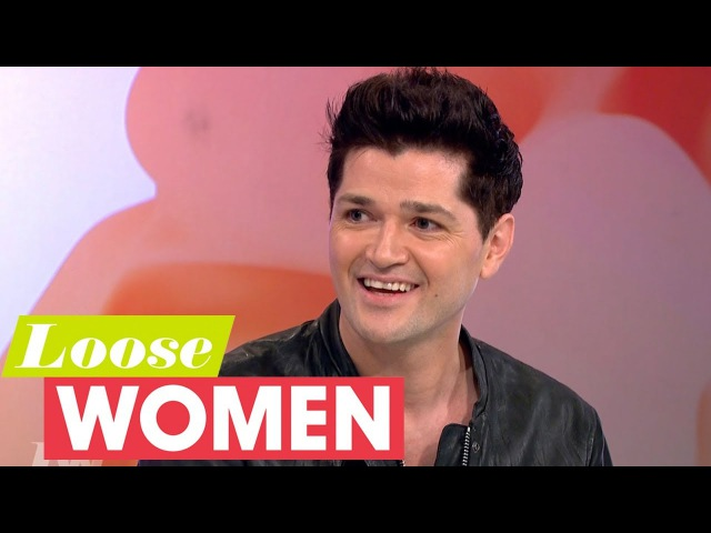 The Script's Danny O'Donoghue Feared He'd Never Be Able to Sing Again | Loose Women