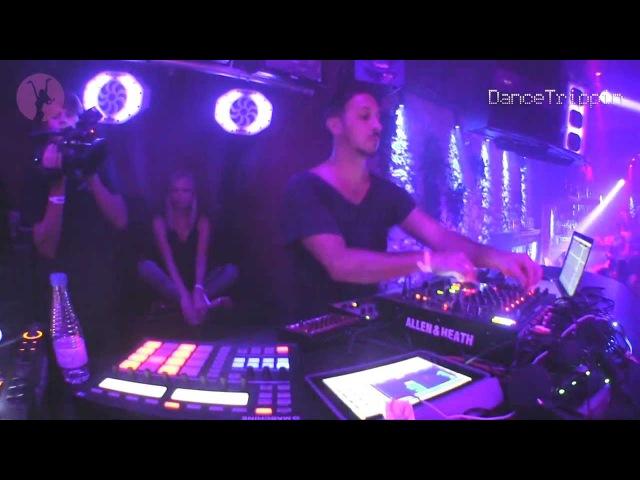Christian Burkhardt | Cocoon Ibiza, Amnesia DJ Set | DanceTrippin