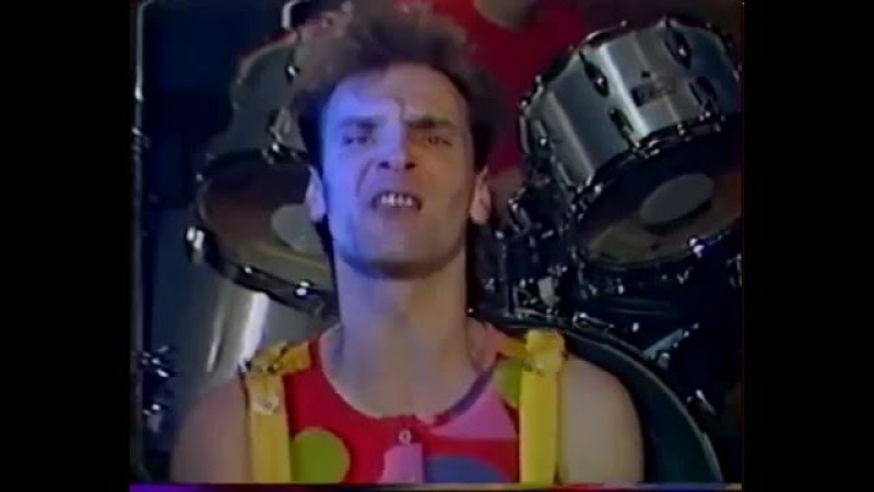 Klaus Mitffoch - Jezu jak się cieszę (video 1984)