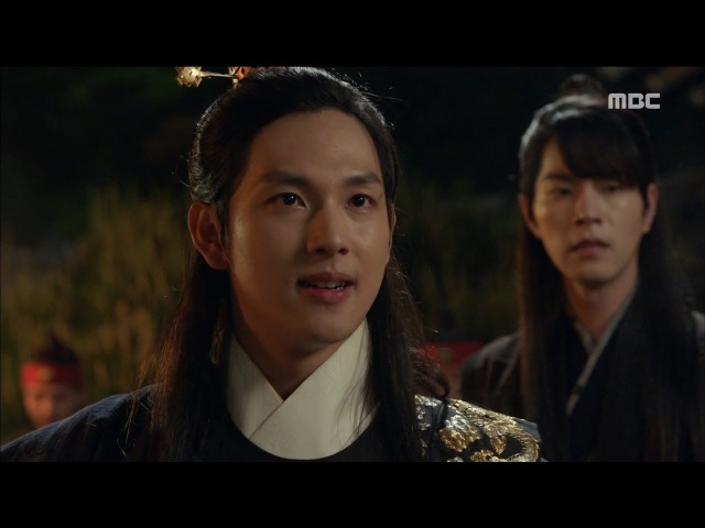 [The King in Love]왕은 사랑한다ep.19,20Im Si-wan's charisma, father and son conflict explode !!