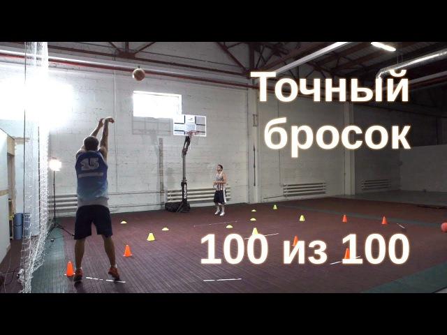 Как бросать мяч в баскетболе Тренировка броска из под кольца, штрафного, трехочкового. Год спорта4