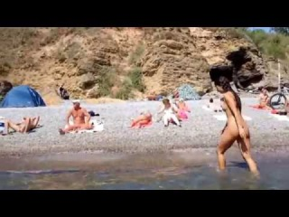 Порно фото чкаловский пляж одесса