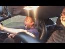 Димана прокатили на Nissan GT R 300 км ч Заминированный тапок