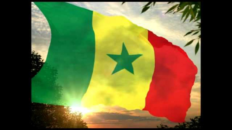 Senegal (Olympic Version / Versión Olimpica) (2004)