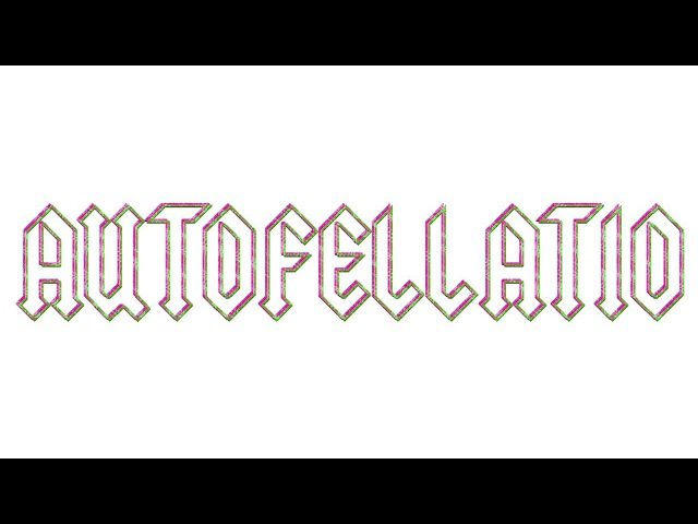 AUTOFELLATIO - KILL WHITEY - PPG