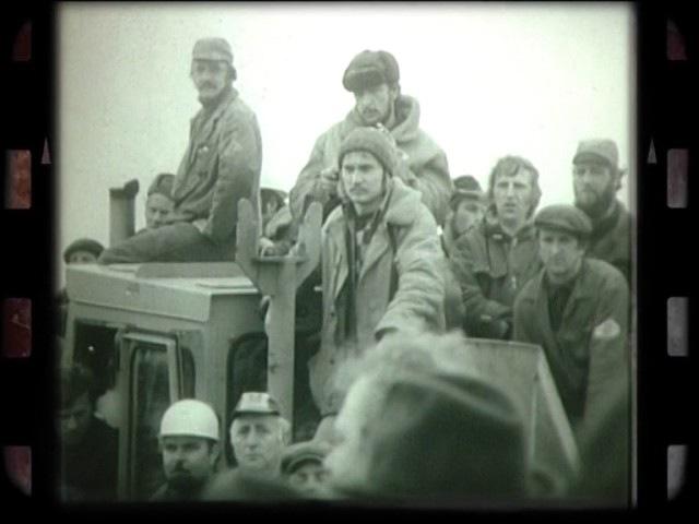 Історія, збережена в кінокадрах: Спорудження газопроводу Оренбург-західний кор ...