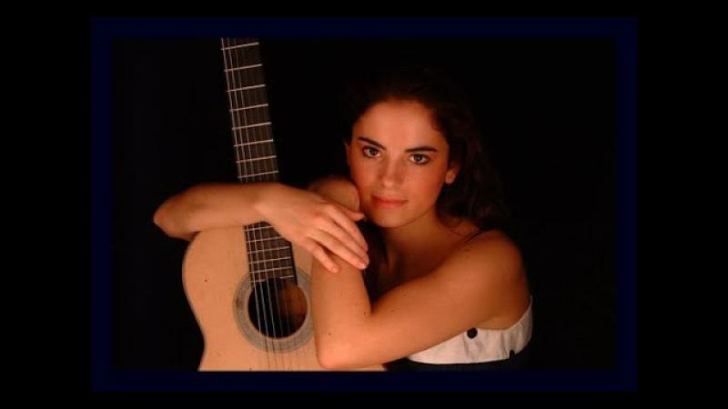 И. С. Бах. Первая виолончельная сюита, Прелюдия и Аллеманда Соль мажор. Гитара: Ан ...