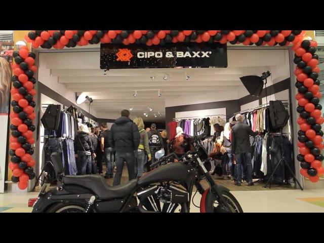 CIPO BAXX shop opening party in Latvia, RIGA