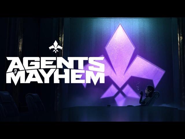 Agents of Mayhem — «Рыцарь дорог»