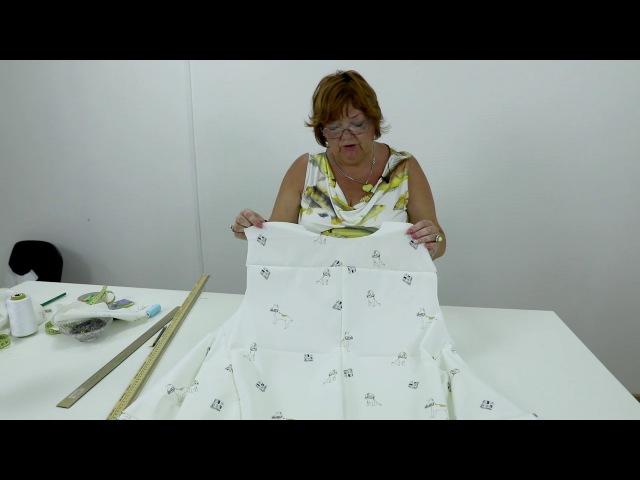 Рубашечный крой Аккуратный крой с уменьшенной вытачкой Моделирование расслабленной проймы Часть 2