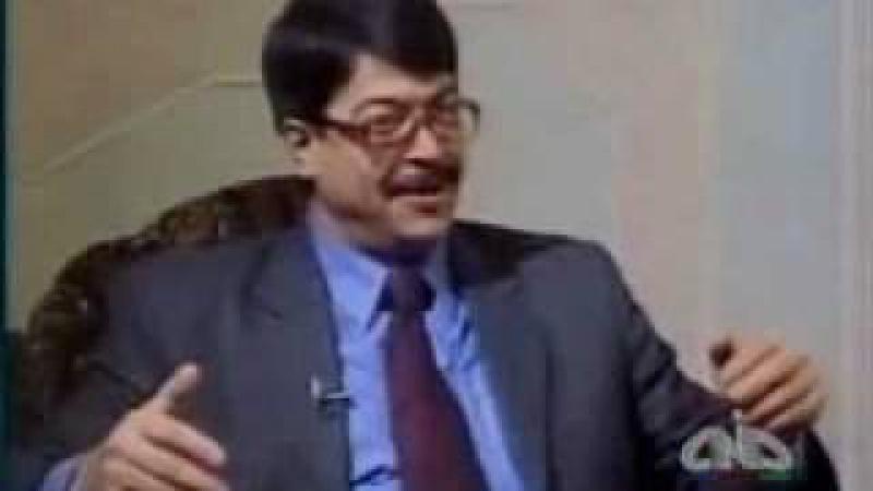 Dr. Çöhrəqanlı'nın Qənirə xanım Paşayeva ilə müsahibəsi (ANS Kanalı - 2002)...