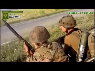 Свидетельства преступления батальона «Айдар» в Хрящеватом