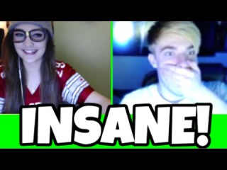 INSANE GIRL BEATBOX ON OMEGLE (Omegle Beatbox Reactions)