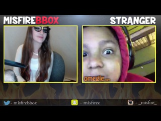 THAT WAS NOT YOU!! ~ Girl beatboxing on Omegle!