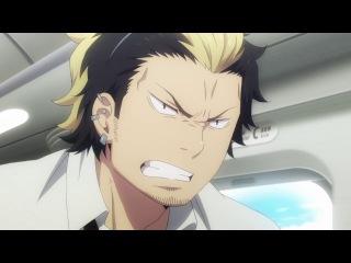 Ao no Exorcist: Kyoto Fujouou Hen - 2 сезон 3 серия [OVERLORDS]