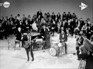 Chuck Berry's 1965 Belgium TV Appearance (Complete)