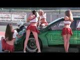Легендарный Mitsubishi Lancer Evolution и обворожительные NRing Girls!