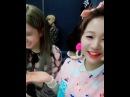 170804 Kim Hye Rim[김혜림] Instagram update with Shannon[샤넌]