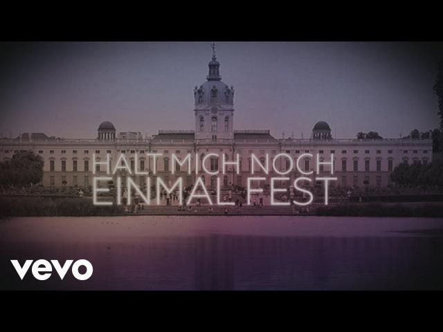 Roland Kaiser - Halt mich noch einmal fest (Lyric Video)