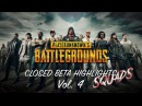 PLAYERUNKNOWN'S BATTLEGROUNDS Closed Beta Highlights Vol 4