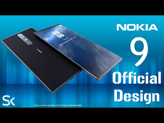 Nokia 9 2018 Full Phone Specifications, Official Design, Price, Release Date, Features