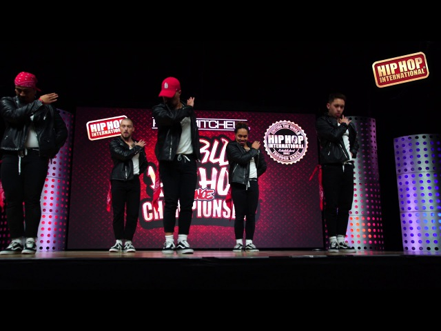 The D - Australia (Bronze Medalist Adult Division) at HHI2017