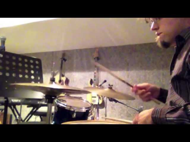 Drum Lesson - Funky Hi Hat Push