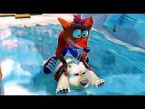CRASH BANDICOOT REMASTERED Polar Bear Gameplay Trailer PS4 2017