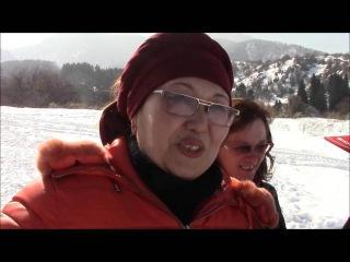 G-TIME CORPORATION 18.02.2016 г. Автопробег партнеров Алматы-Талгар (Турбаза