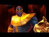 Marvel Future Fight T1 Inferno vs Infinity Thanos(No T2 Strikers)