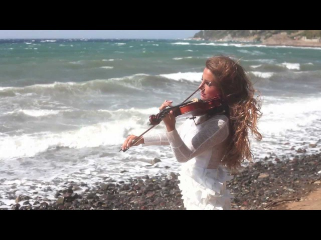 Ceren Aksan - Pavane ( Violin ) HD