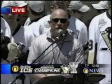 Pittsburgh Penguins Stanley Cup Parade Ceremony (Part 1)
