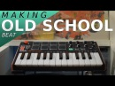 OLD SCHOOL hip hop beat making in Reason beatsyoucantrust Ep87