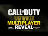CALL OF DUTY WWII - MULTIPLAYER GAMEPLAY TRAILER LIVE REVEAL (COD WW2)