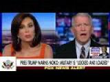 News Update Judge Jeanine Pirro MR President Sends New Warning To North Korea