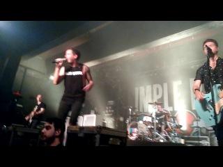 Simple Plan plays Addicted + My Alien & talks about David + free porn [Live in Hamburg 29.05.2017]