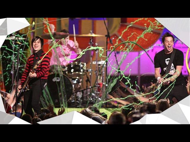 Simple Plan - Shut Up! (Kids Choice Awards) 2005