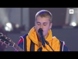Justin Bieber - Love Yourself (Live - #OneLoveManchester) HD