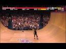 Skateboard Vert Battle for Gold - ESPN X Games